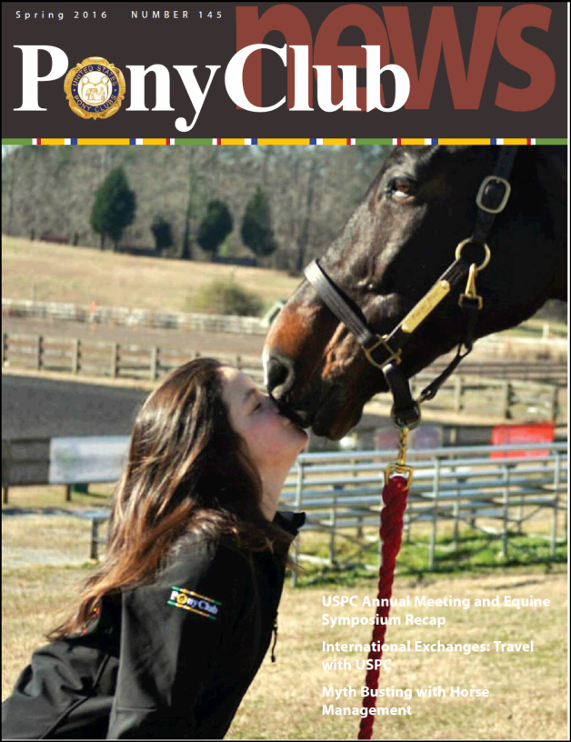 Pony Club Magazine